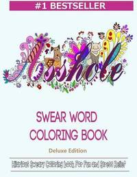 Swear Word Coloring Book by Color Mom