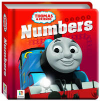 Thomas and Friends First Numbers