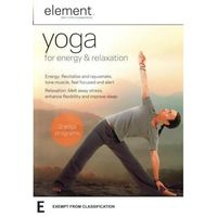 Element: Yoga For Energy and Relaxation on DVD