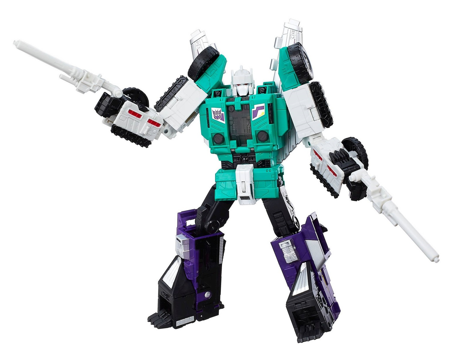 Transformers: Generations - Leader - Six Shot image
