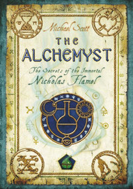 The Alchemyst - trade p/b (Nicholas Flamel #1) by Michael Scott image