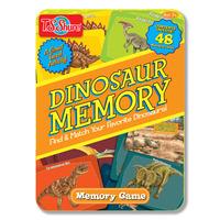 T.S. Shure: Dinosaur Memory - Game Tin