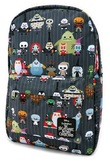 Loungefly: Nightmare Before Christmas - Chibi-Print Backpack