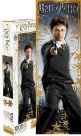 Harry Potter: 1,000 Piece Slim Puzzle - Harry Potter