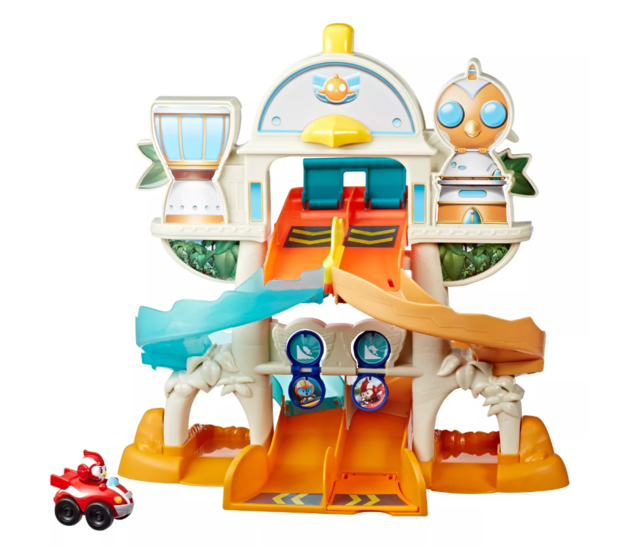 Top Wing: Mission Ready Track - Playset