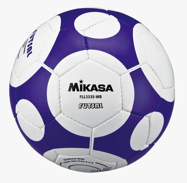 Mikasa Futsal Ball FLL333S-WB