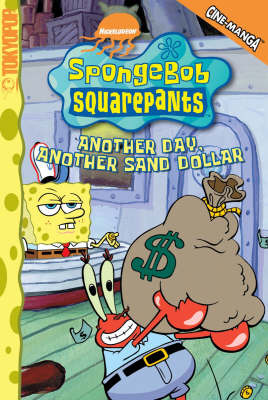 SpongeBob SquarePants: v. 5: Another Day, Another Sand Dollar by Steven Hillenburg image