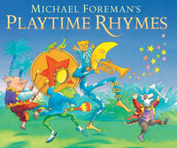 Michael Foreman's Playtime Rhymes by Michael Foreman image