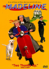 Madeline on DVD