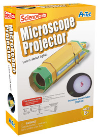 Artec Science Crafts - Microscope Projector