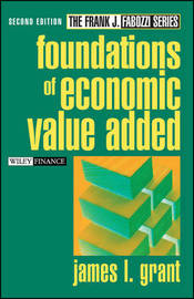 Foundations of Economic Value Added by James L. Grant image