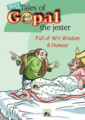 More Tales of Gopal the Jester by Swapna Gupta image
