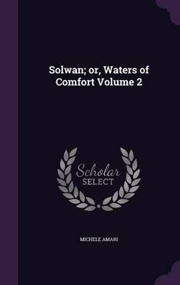 Solwan; Or, Waters of Comfort Volume 2 by Michele Amari