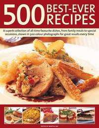 Best-Ever 500 Recipes by Martha Day image