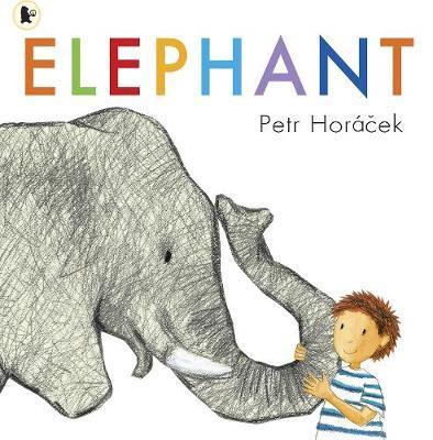 Elephant by Petr Horacek image