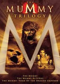 The Mummy Trilogy DVD