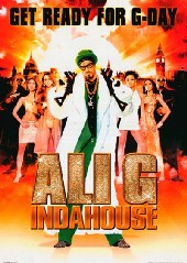 Ali G - Indahouse on DVD