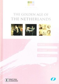 Palette Collection - The Golden Age of the Netherlands (Rubens - Rembrandt - Vermeer) on DVD