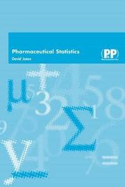 Pharmaceutical Statistics by David Jones image