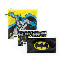 Bumkins 3pk Snack Bag Combo - Batman