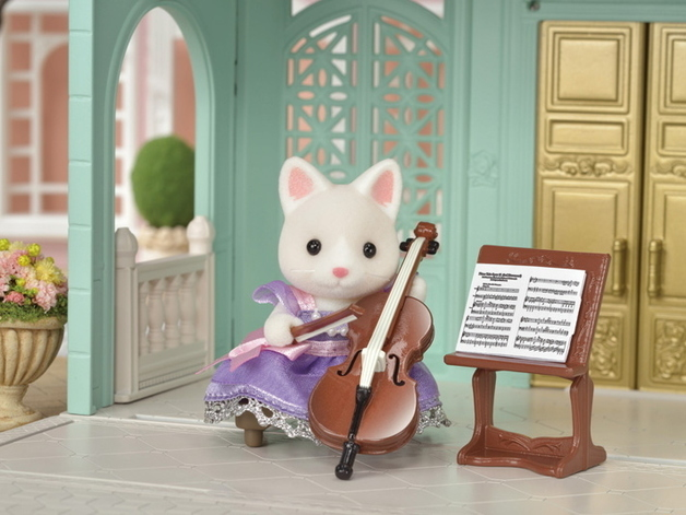 Sylvanian Families: Cello Concert Set