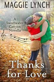 Thanks for Love by Maggie Lynch image
