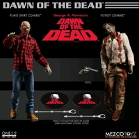 Dawn of the Dead - One:12 Collective Action Figure Set