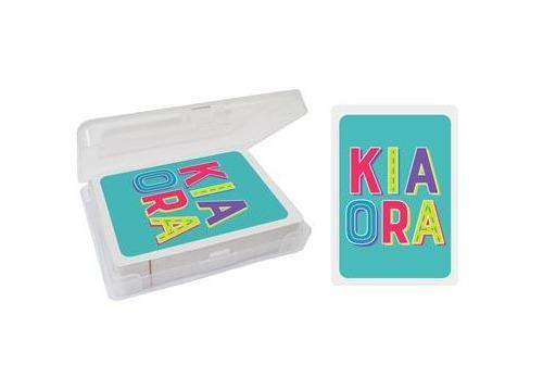 NZ Gift: Playing Cards - NZ Kia Ora
