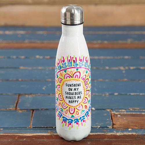 Natural Life: Water Bottle - Sunshine