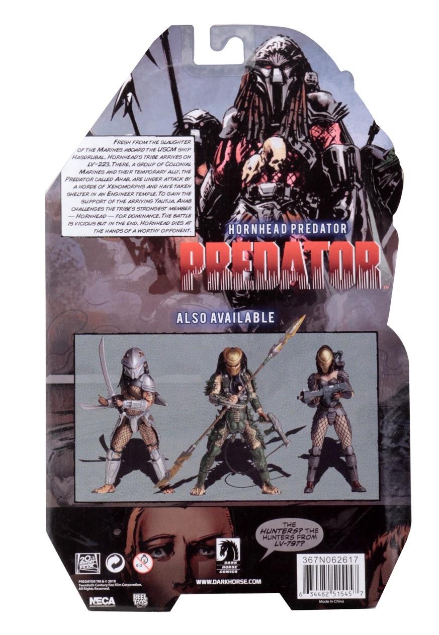 Predators: Hornhead - 7″ Action Figure image
