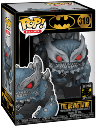 Batman (The Devastator) - Pop! Vinyl Figure image