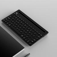Multi-device Bluetooth Keyboard for Ipad Tablet - Black