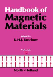 Handbook of Magnetic Materials: Volume 12 by Gerard Meurant