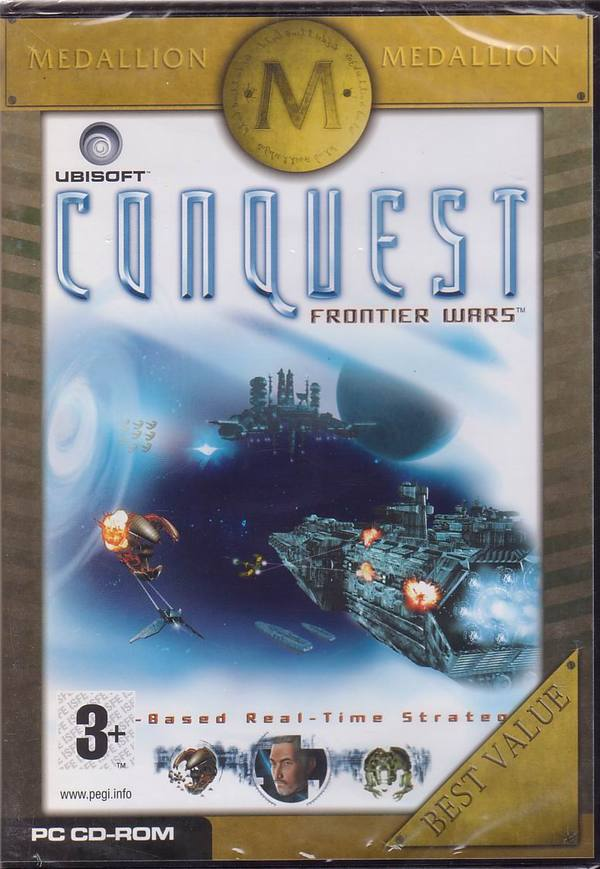 Conquest: Frontier Wars for PC Games image