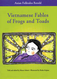 Vietnamese Fables of Frogs and Toads by Sakiri Masao image