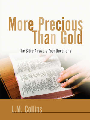 More Precious Than Gold by L.M. Collins