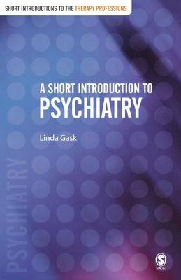 A Short Introduction to Psychiatry by Linda Gask image