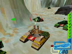 MechAssault: Phantom War for Nintendo DS image