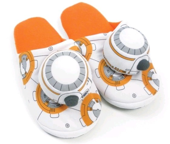 Star Wars: BB-8 Slippers - Large image