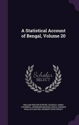 A Statistical Account of Bengal, Volume 20 by William Wilson Hunter image