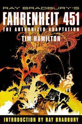Ray Bradbury's Fahrenheit 451 by Ray D Bradbury image