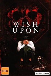 Wish Upon on DVD