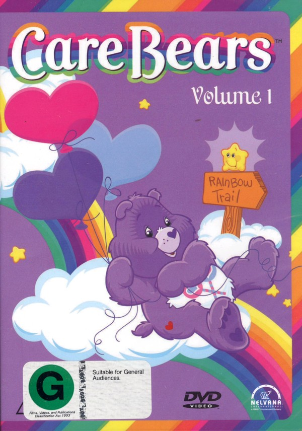Care Bears - Vol. 01 on DVD image