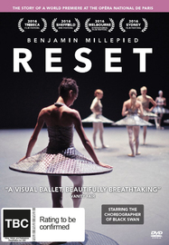 Reset on DVD