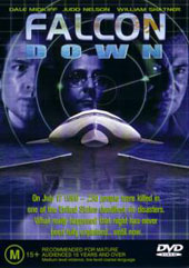 Falcon Down on DVD