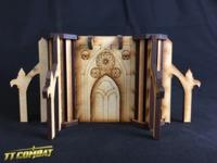 TTCombat: Tabletop Scenics - Modular Building 01