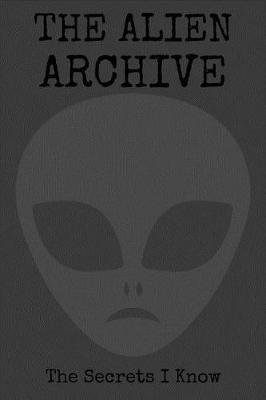 The Alien Archive by Roasting Pumpkins image