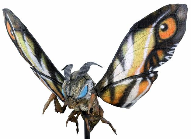 Defo-Real: Mothra (2019). - PVC Figure