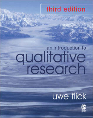 An Introduction to Qualitative Research by Uwe Flick image