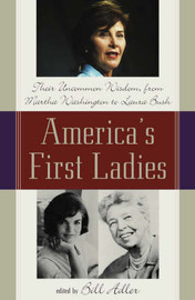 America's First Ladies by Bill Adler image